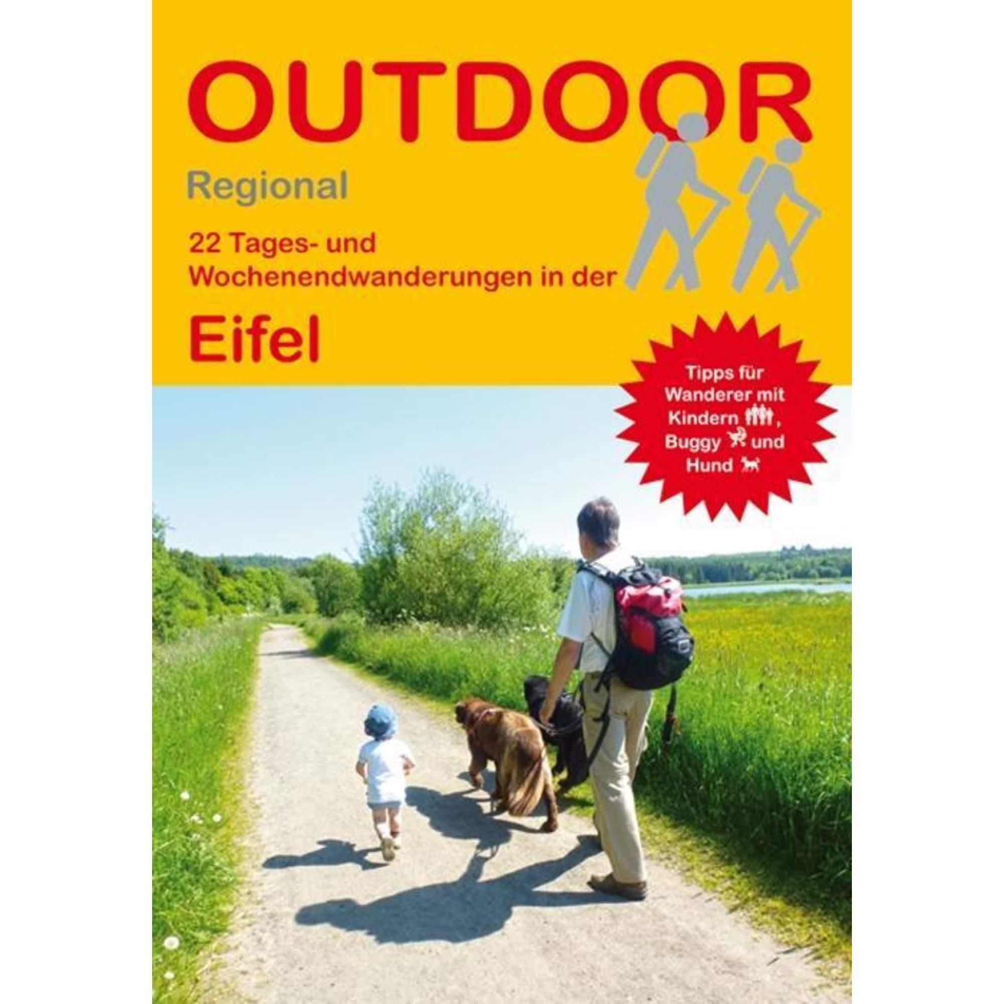 24 Wanderungen Eifel Nord, 12,90 Euro