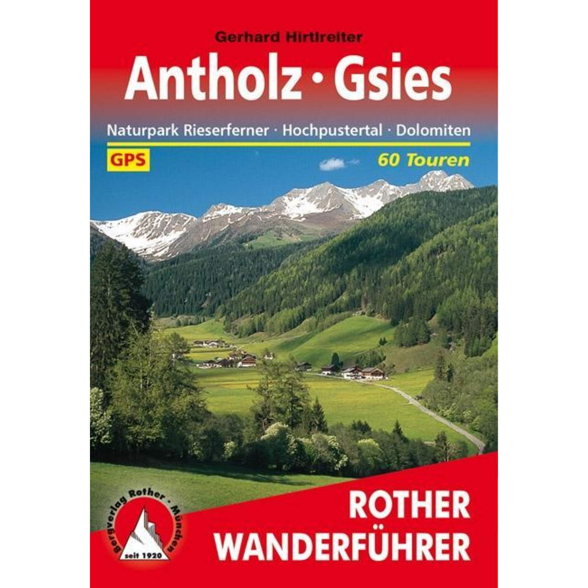Antholz - Gsies, 14,90 Euro