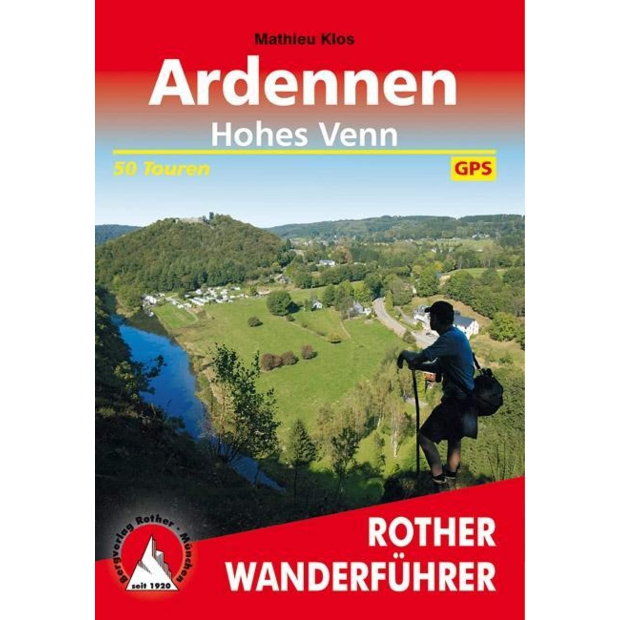 Ardennen - Hohes Venn, 14,90 Euro