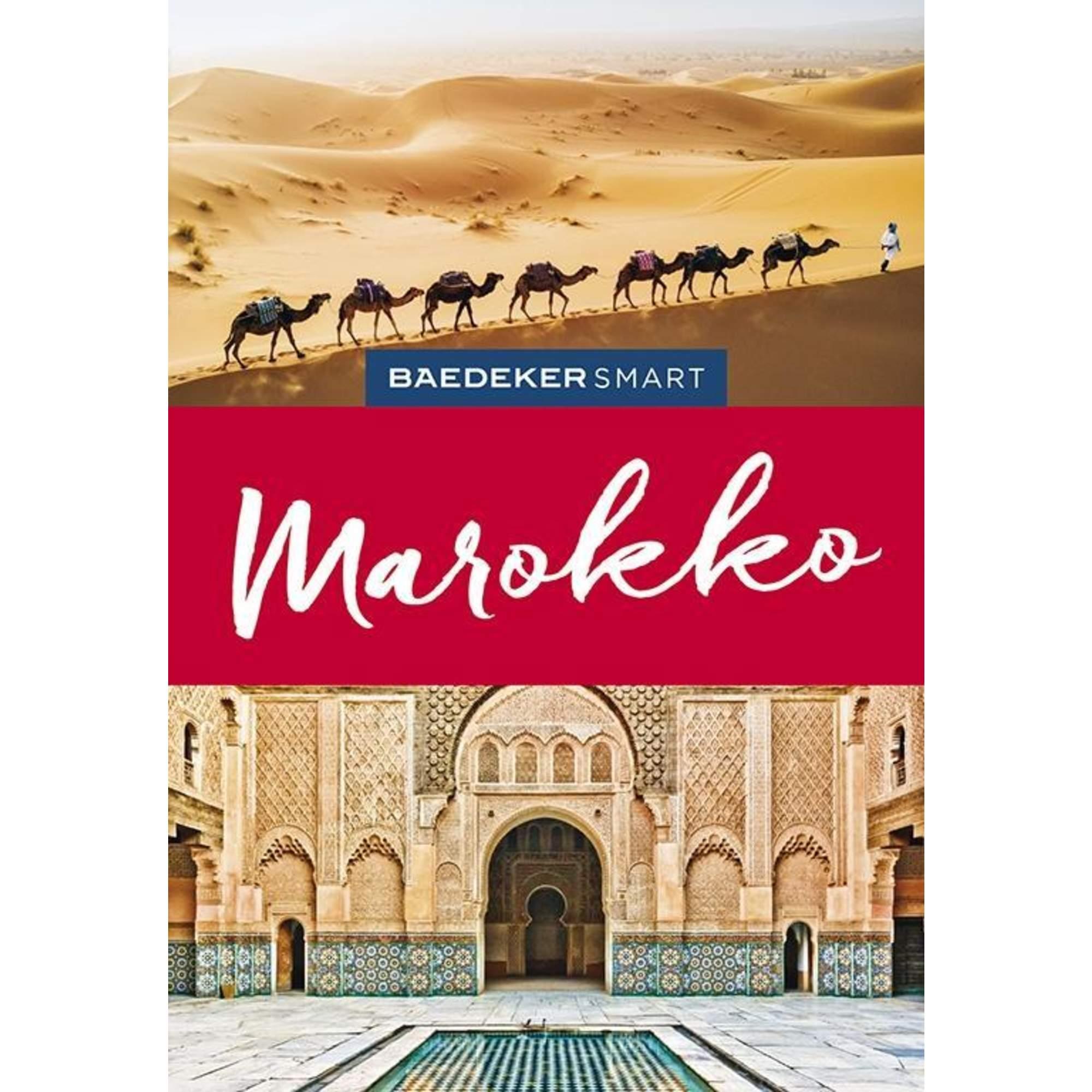 Baedeker SMART Reiseführer Marokko, 15,95 Euro