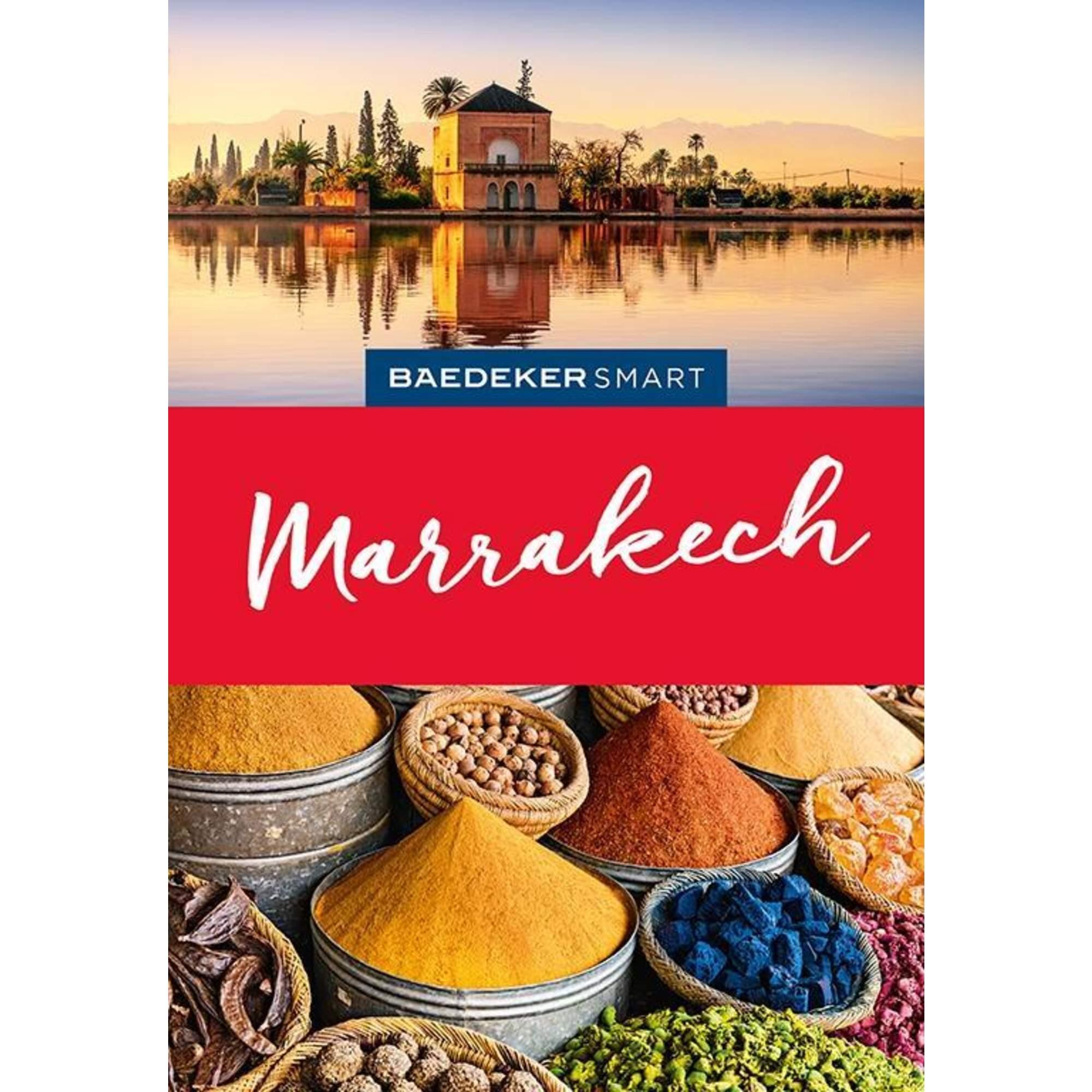 Baedeker SMART Reiseführer Marrakech, 15,95 Euro