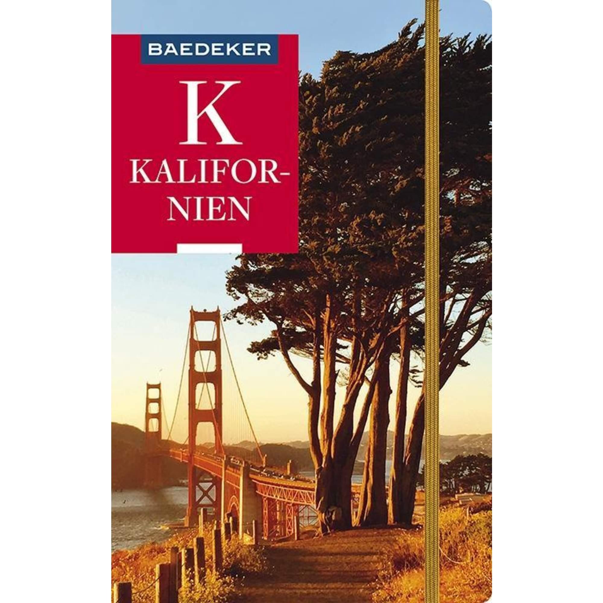 Baedeker Reiseführer Kalifornien, 24,99 Euro