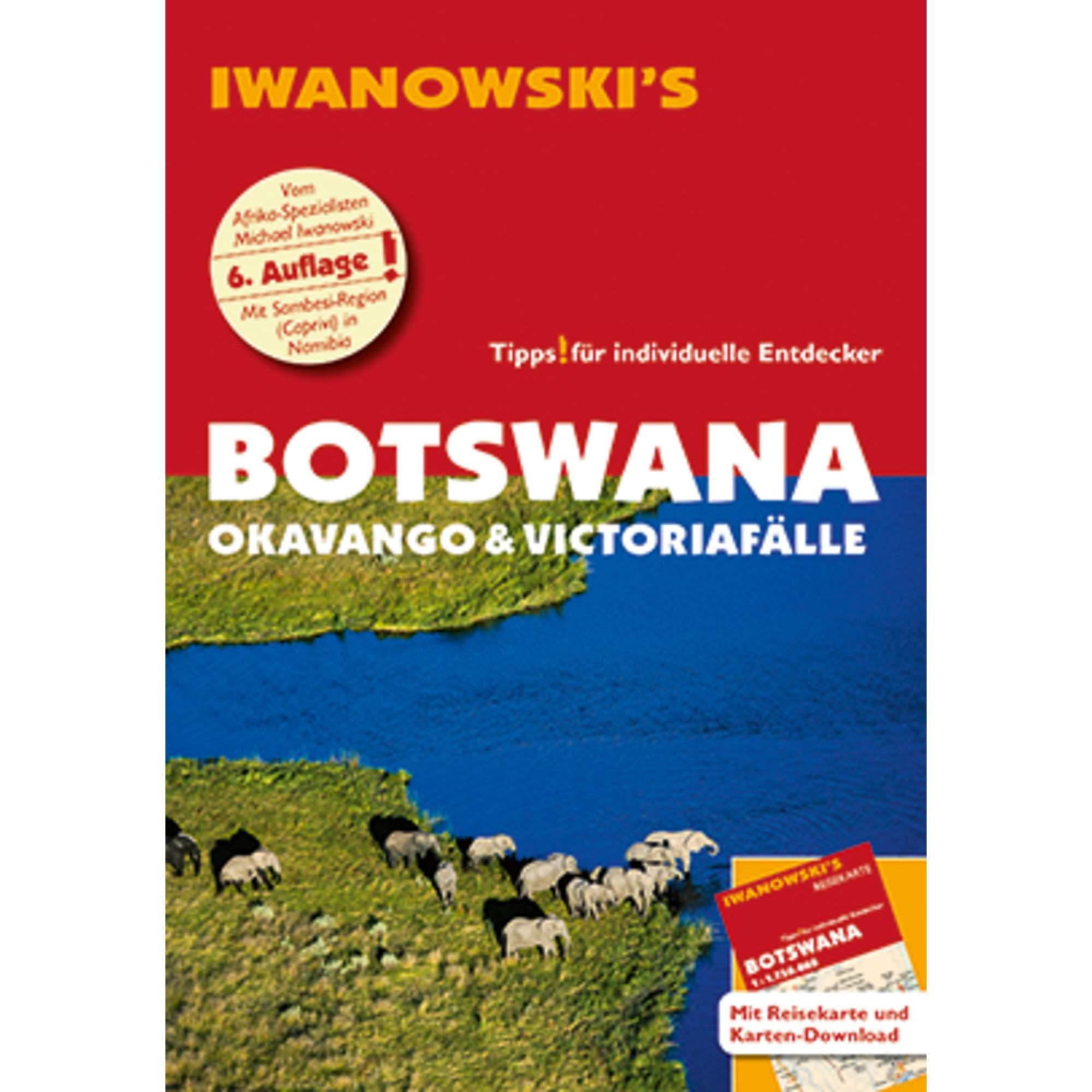 BOTSWANA - OKAVANGO &  VICTORIAFÄLLE, 22,95 Euro