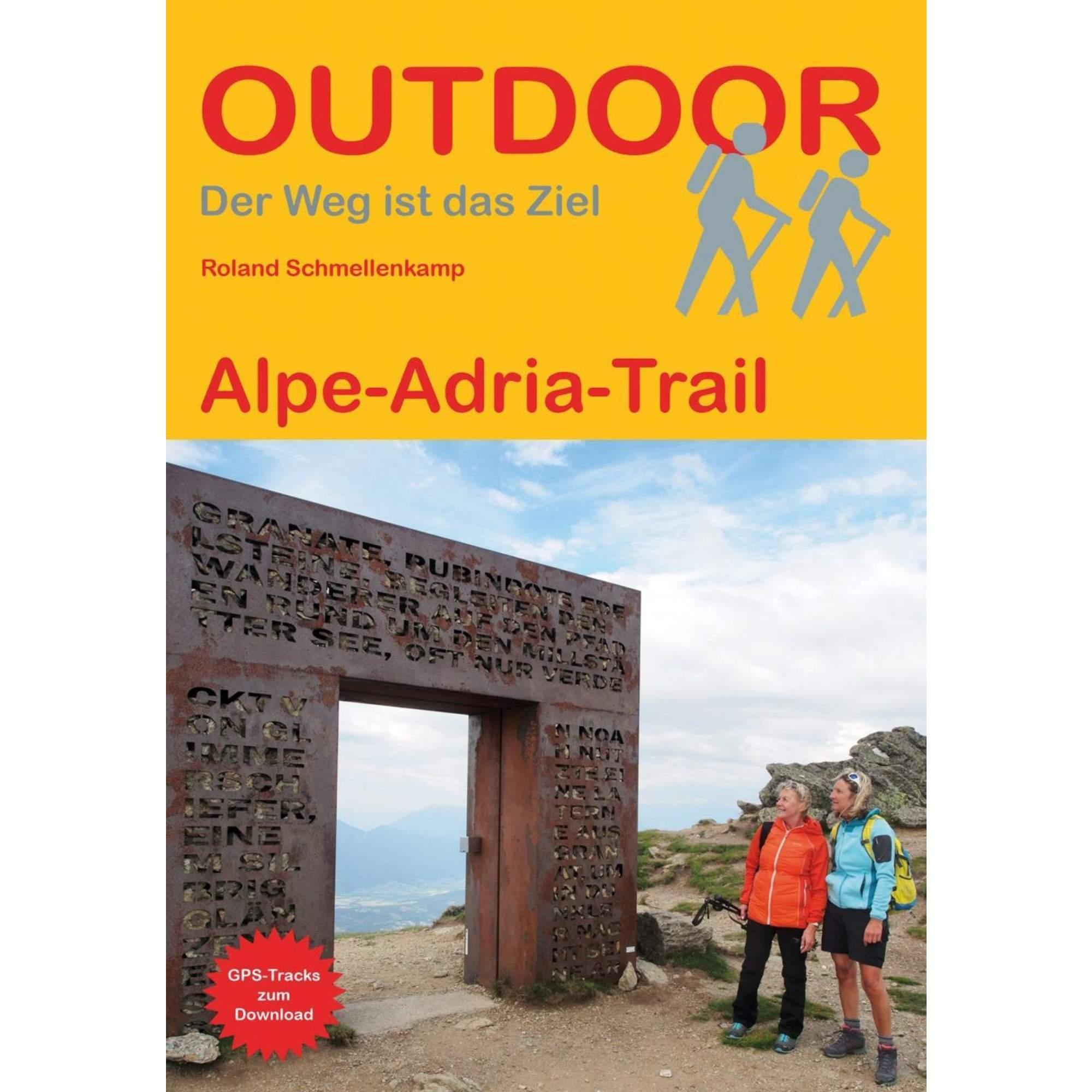 Alpe-Adria-Trail, 16,90 Euro