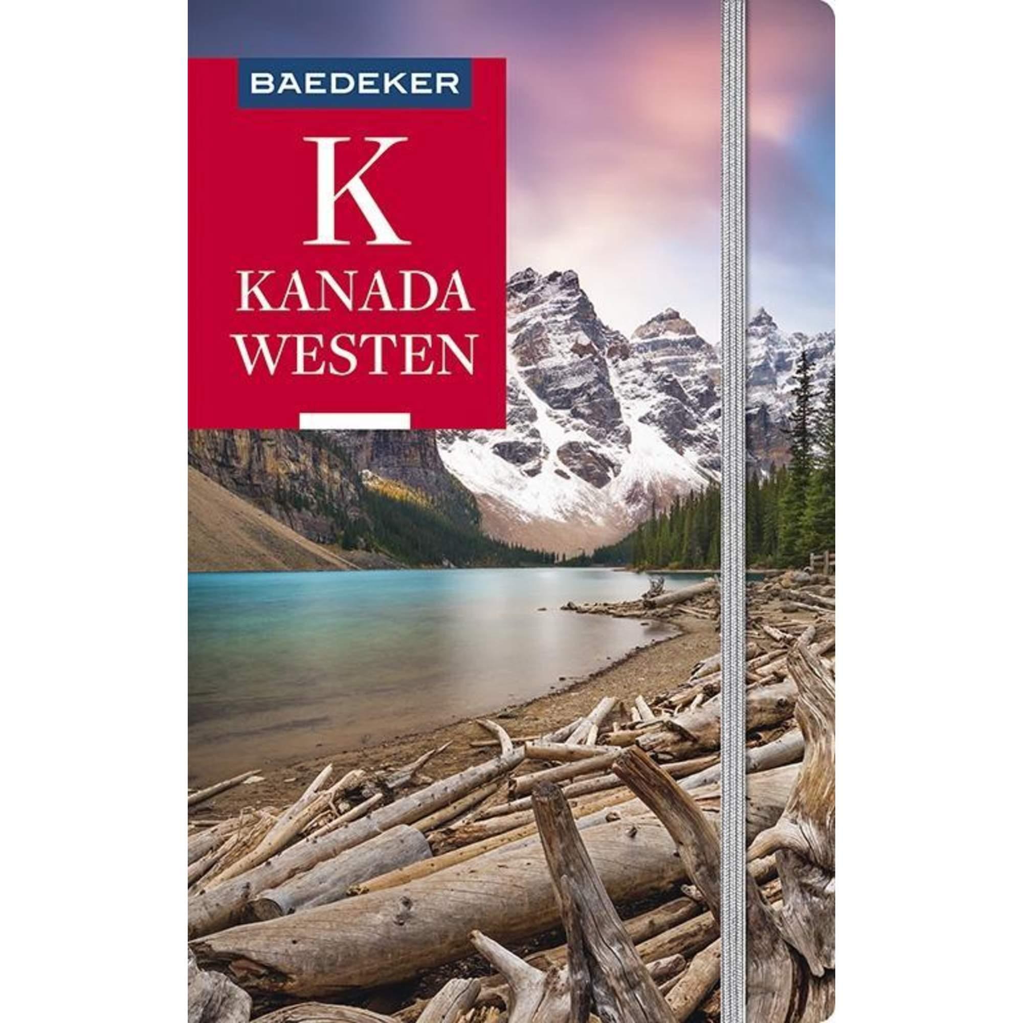 Baedeker Reiseführer Kanada Westen, 25,99 Euro