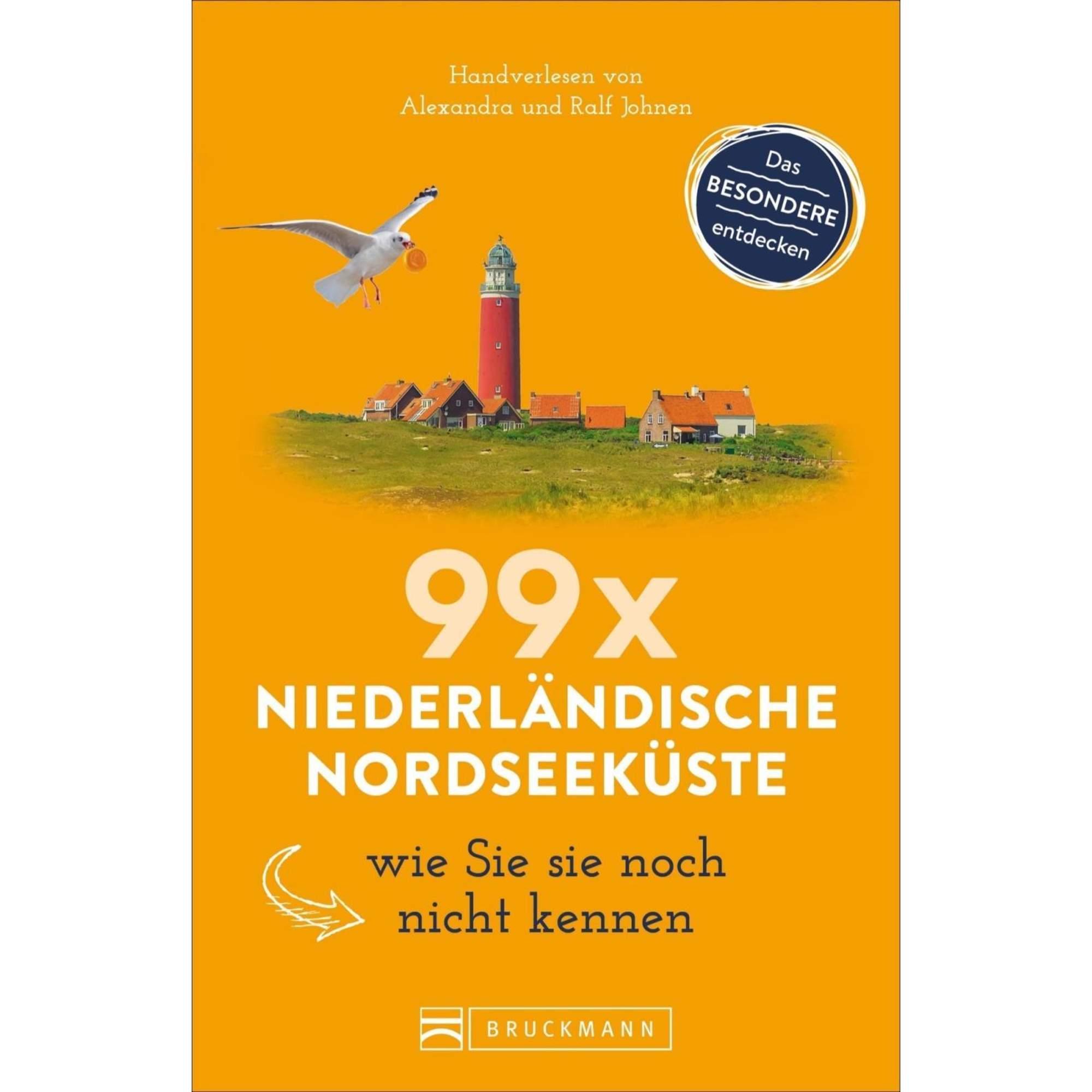 99 x Niederländische Nordseeküste wie Sie sie noch nicht kennen, 14,99 Euro