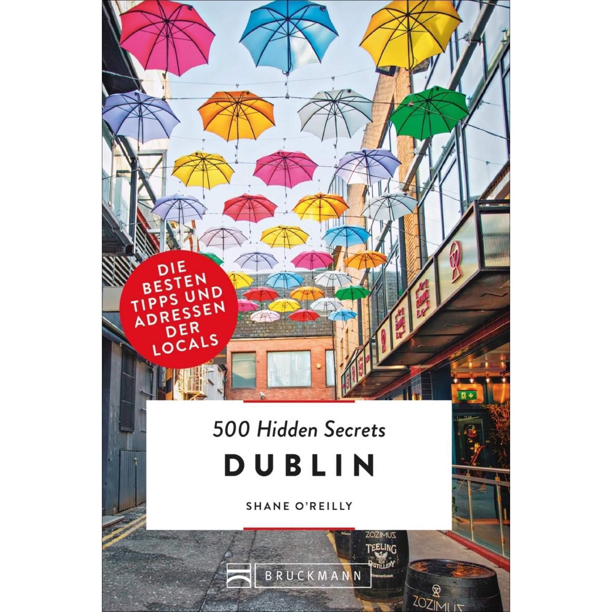 500 Hidden Secrets Dublin, 16,99 Euro
