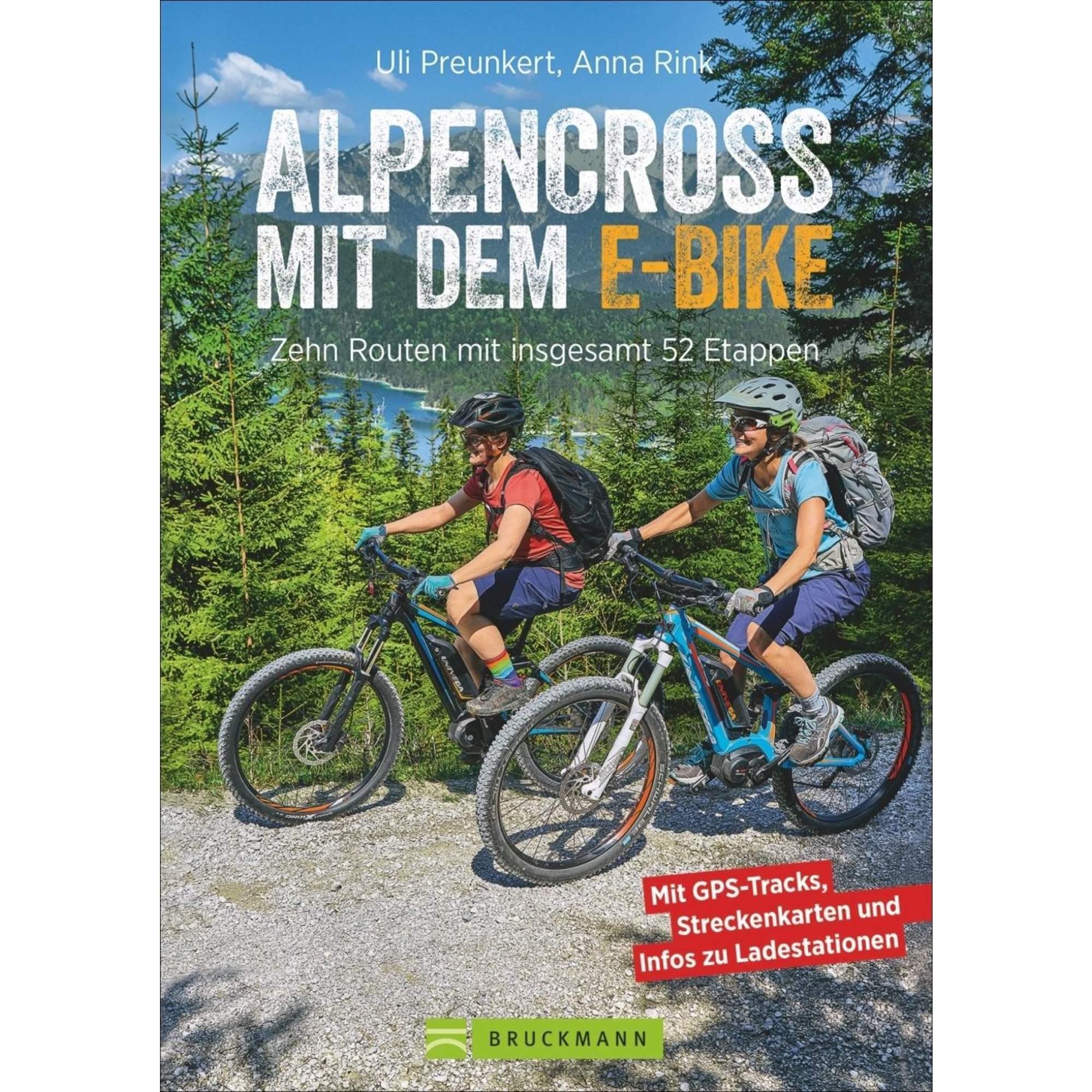 Alpencross mit dem E-Bike, 24,99 Euro