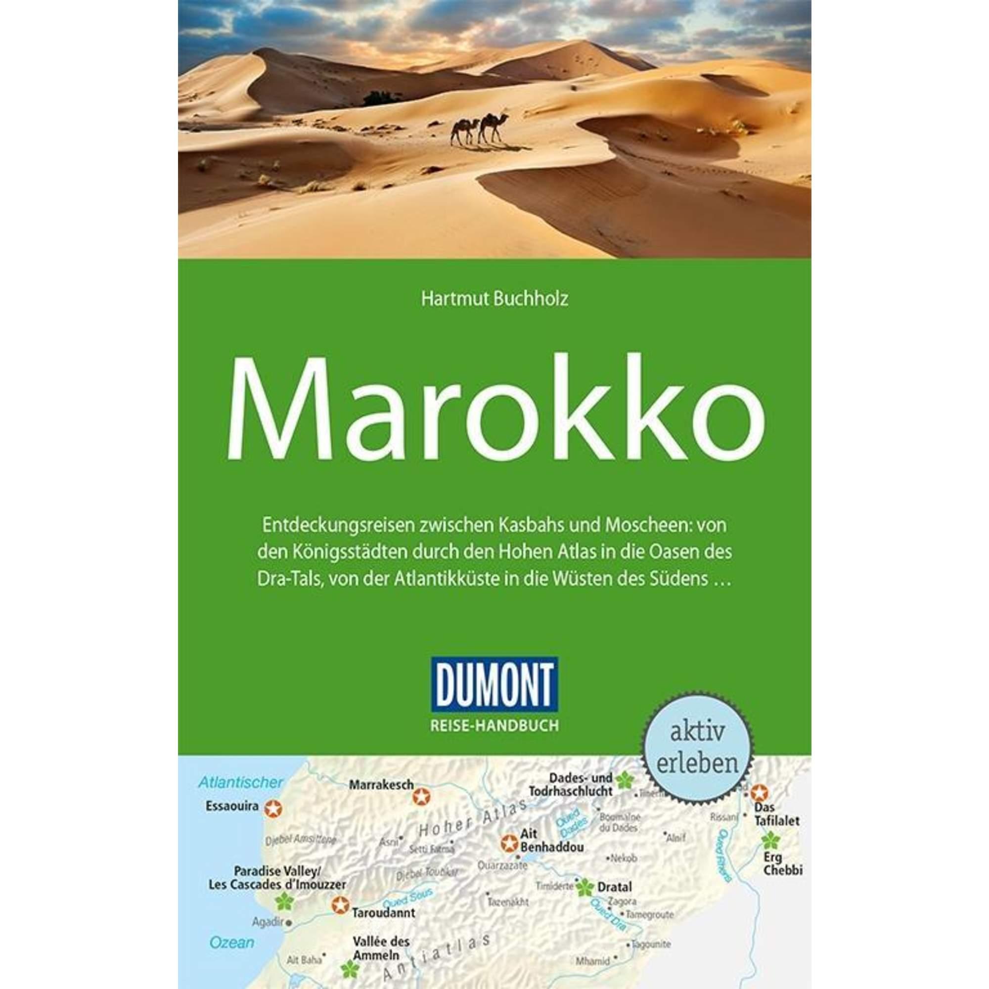 DuMont Reise-Handbuch Reiseführer Marokko, 24,99 Euro