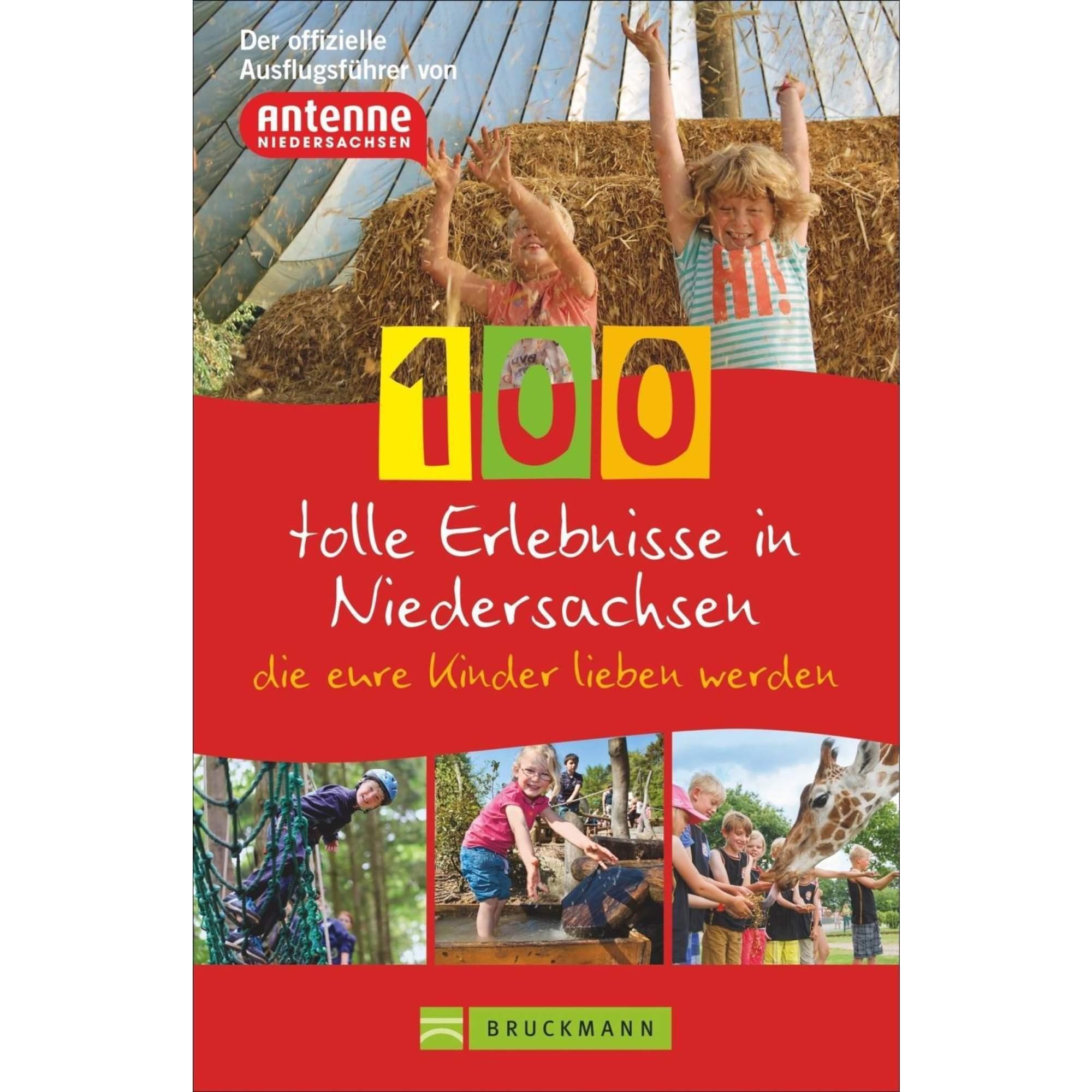 100 tolle Erlebnisse in Niedersachsen, die eure Kinder lieben werden, 12,99 Euro