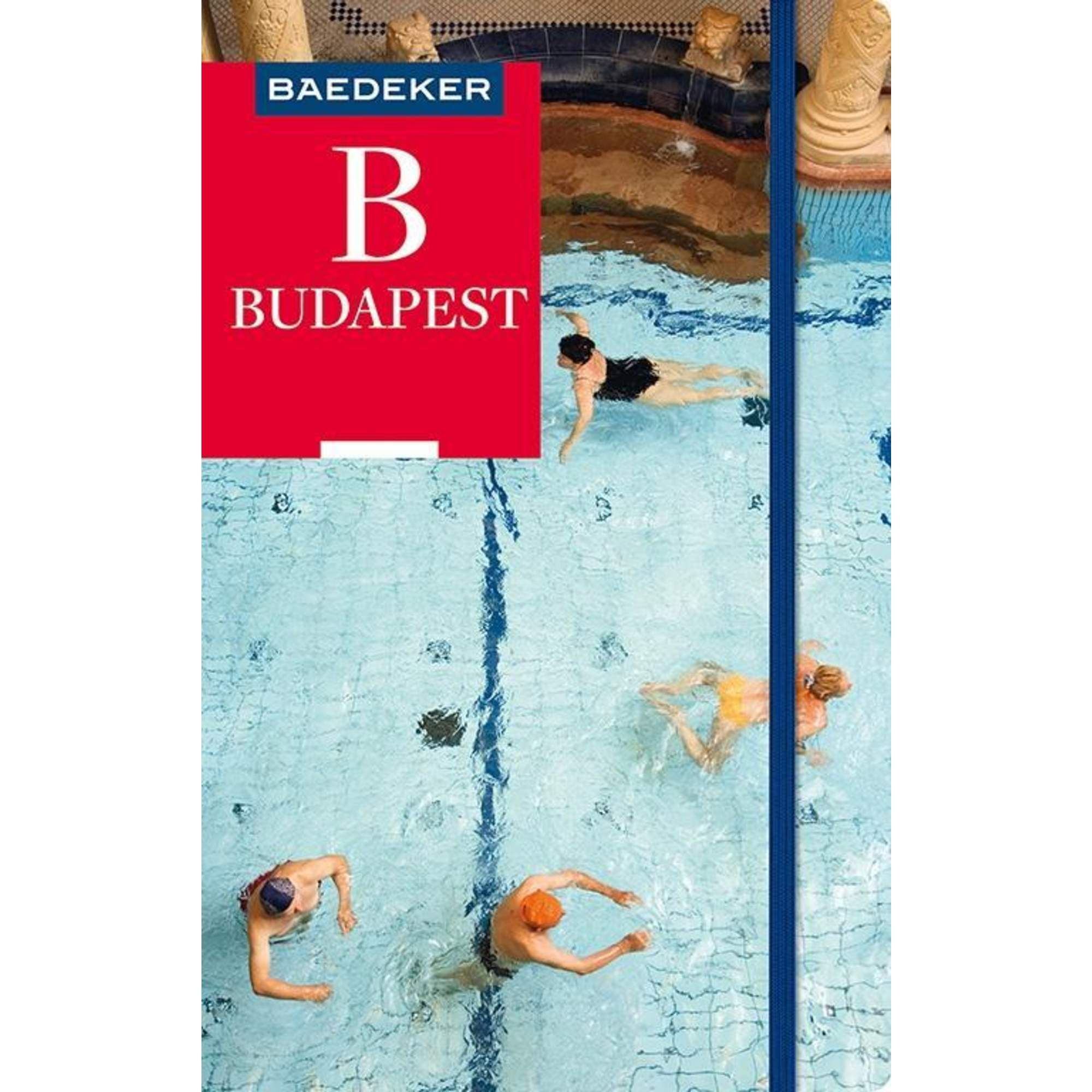 Baedeker Reiseführer Budapest, 21,95 Euro