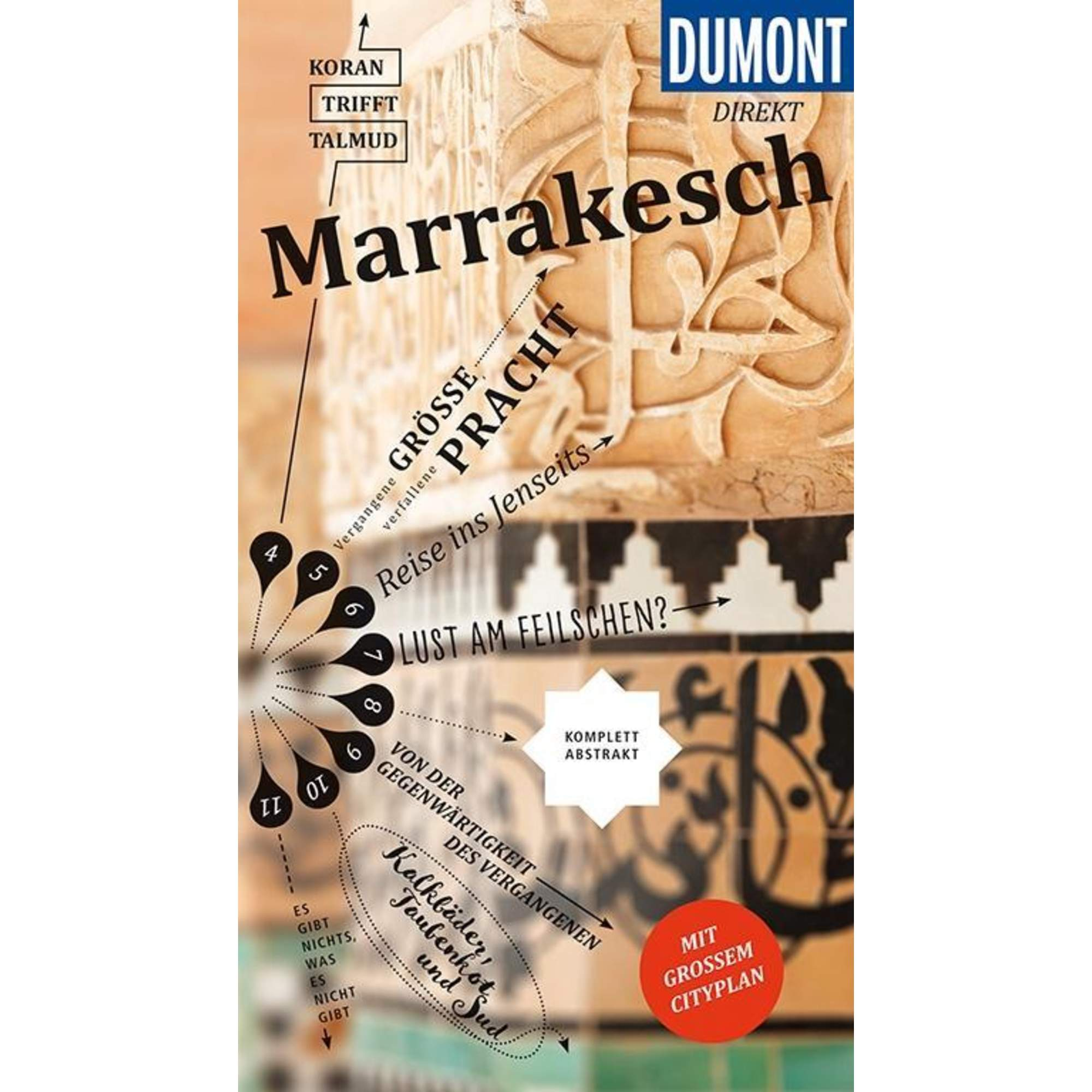 DuMont direkt Reiseführer Marrakesch, 11,95 Euro
