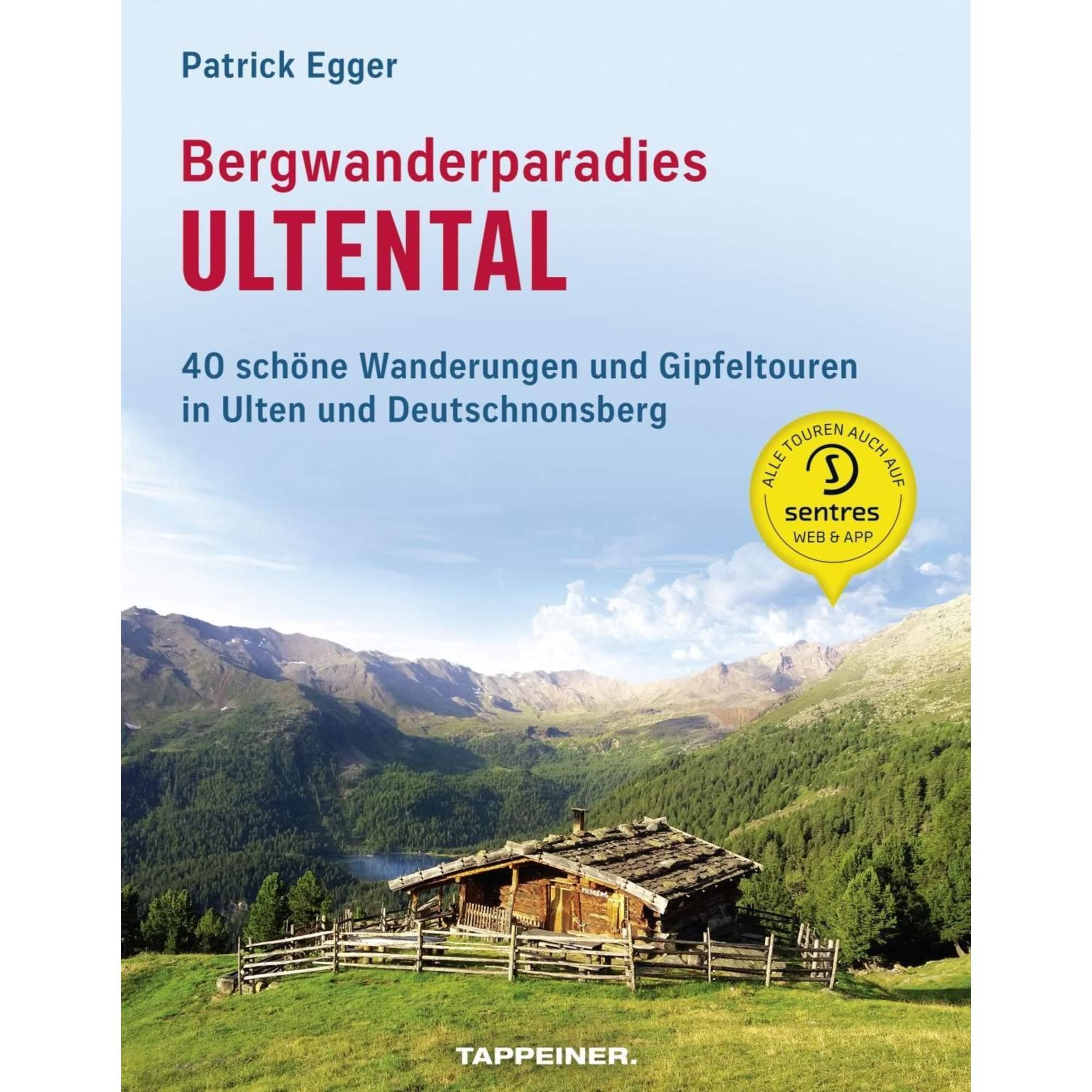 Bergwanderparadies Ultental, 24,90 Euro