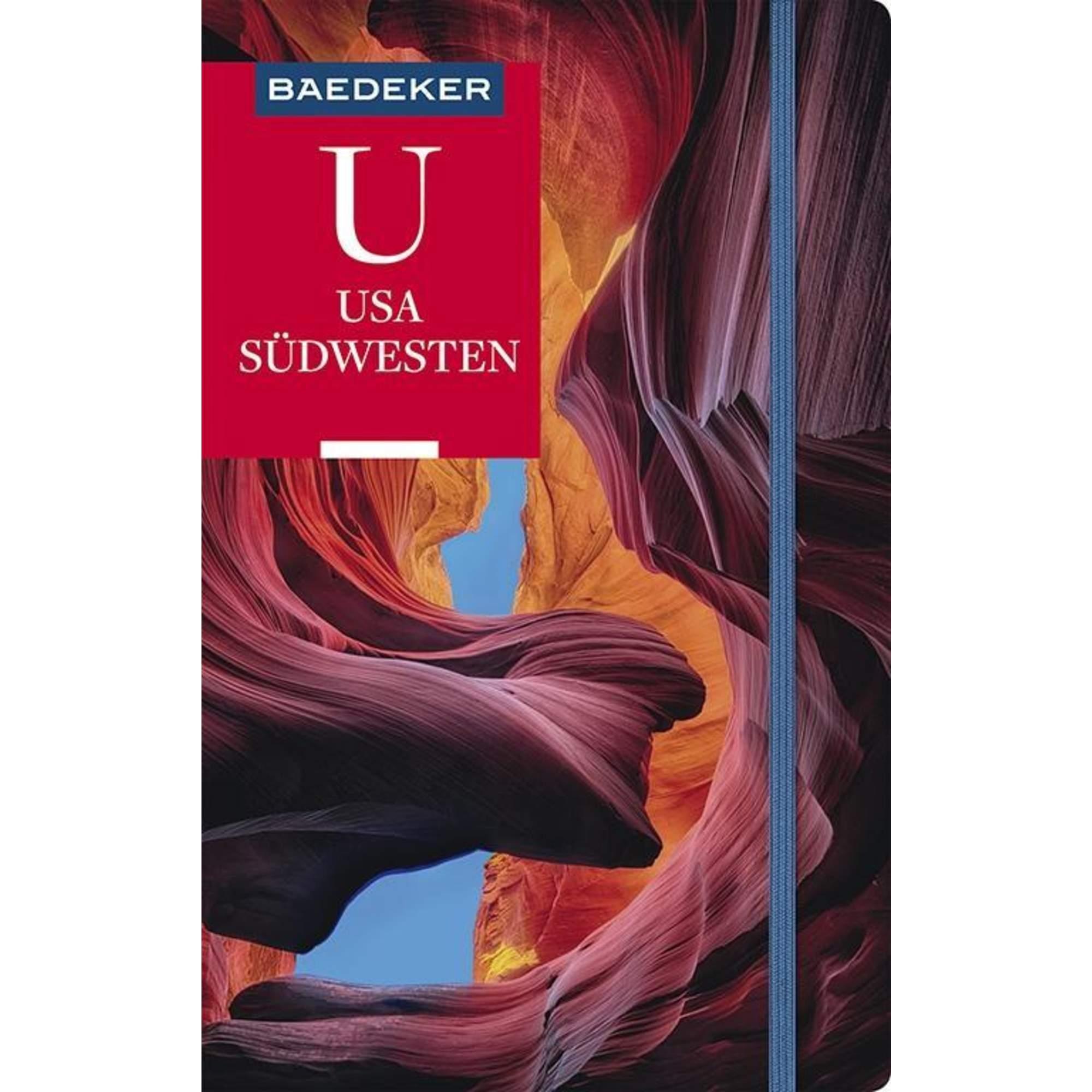 Baedeker Reiseführer USA Südwesten, 28,00 Euro