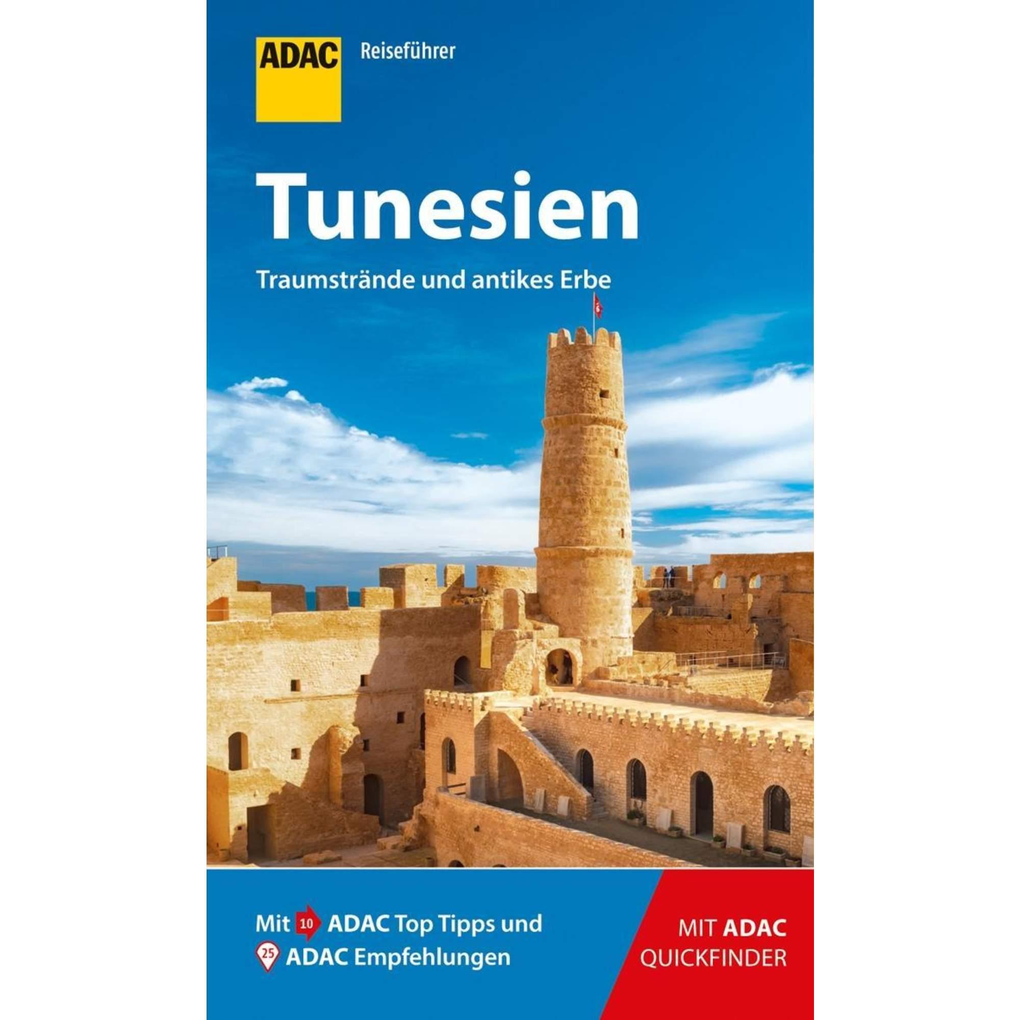 ADAC Reiseführer Tunesien, 9,99 Euro