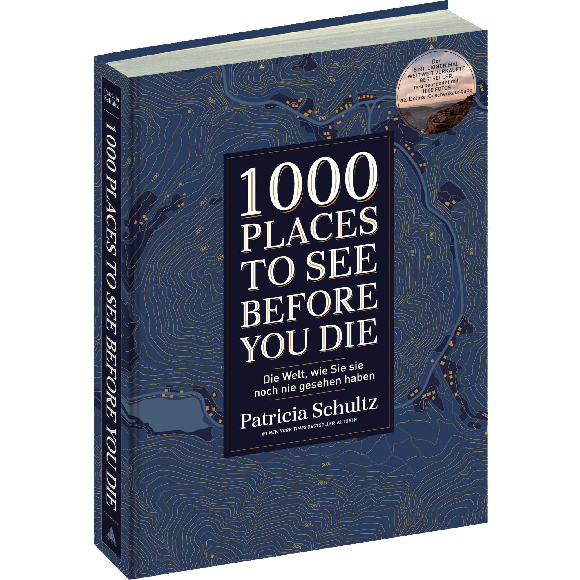 1000 Places To See Before You Die, 49,90 Euro