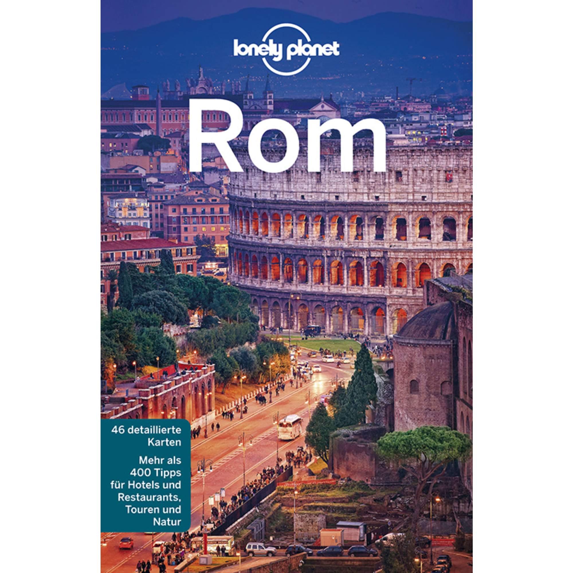 Lonely Planet Reiseführer Rom, 19,95 Euro