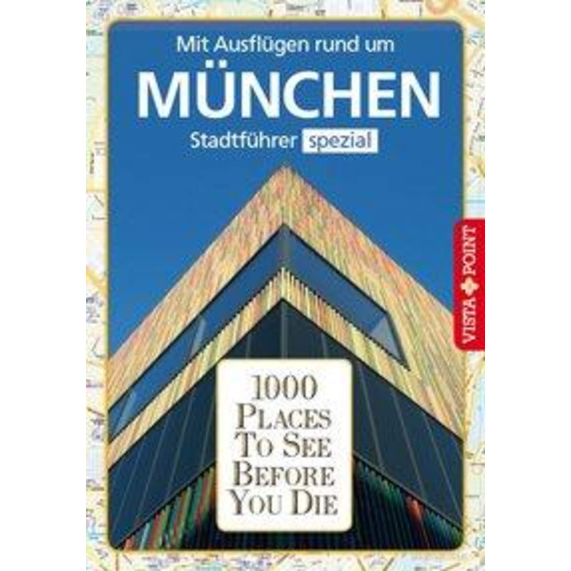 1000 Places To See Before You Die. München, 12,90 Euro